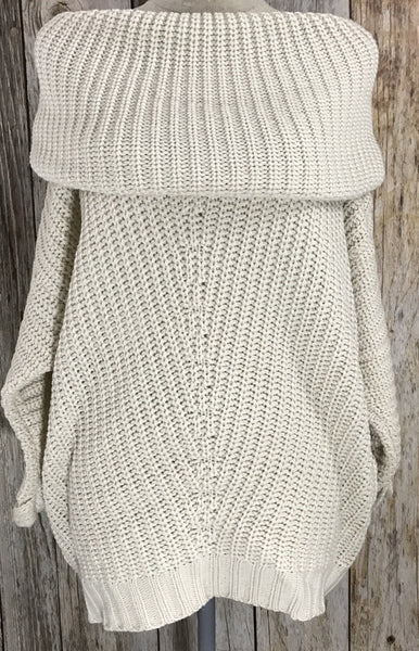 ribbed sweater, lightweight ribbed sweater, cream sweater, womens lightweight sweaters, free shipping
