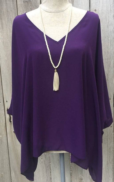 v neck tunic blouse for women, peace love cake tunic, peace love cake, V neck Tunic, tunic top, paris tunic, tunic blouse, womens tunic, tunic womens, purple tunic womens, women purple tunic, eggplant tunic, loose fit tunic, woman's tunic, tunics, free shipping