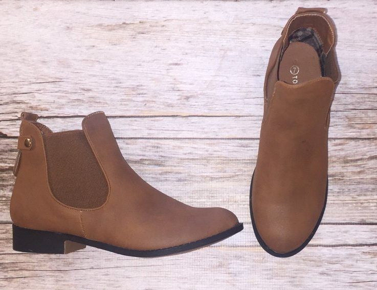 booties, womens ankle boots, womens ankle booties, ankle boots, ankle booties, low heeled boots, low heeled booties, tan boots, tan booties, free shipping