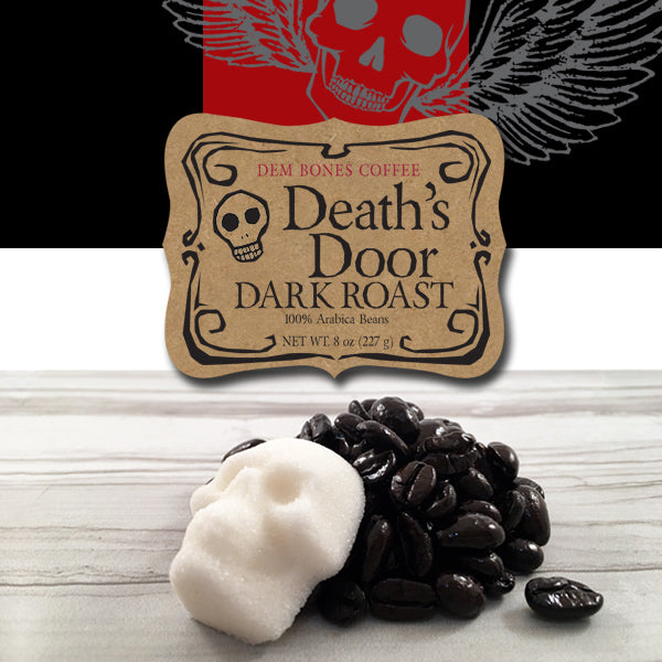 Death's Door Dark Roast Coffee