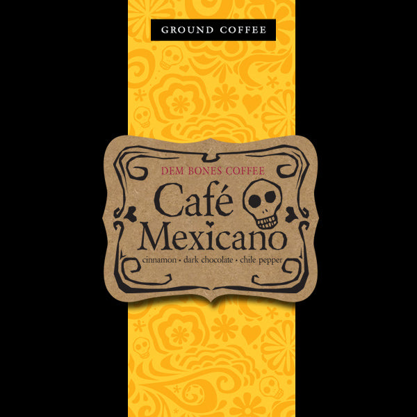 Café Mexicano Ground Coffee