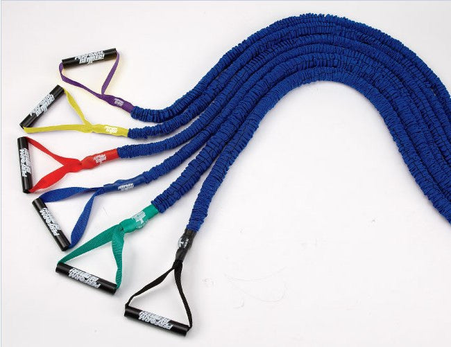 Perform Better - Sheathed Resistance Bands w/ Handles