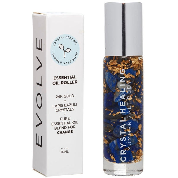 Summer salt Body Evolve Essential Oil Roller - 10ml