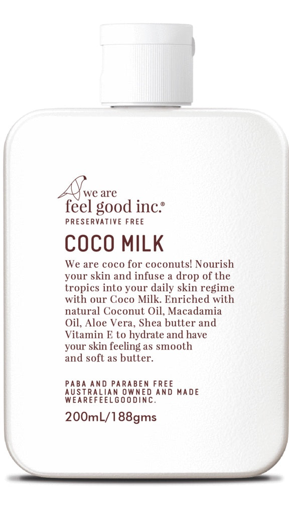 Feel Good Inc. Coco Milk