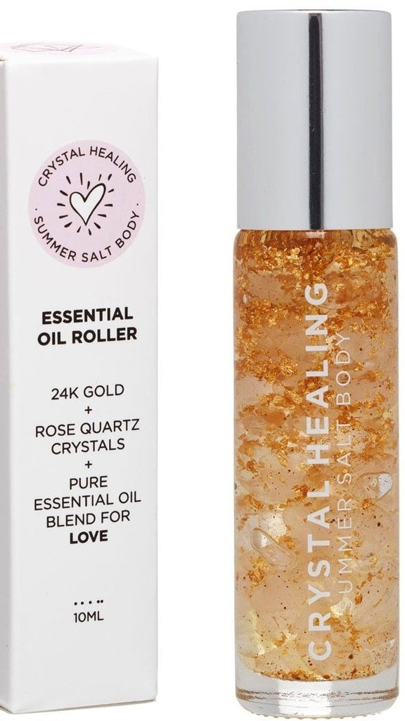Summer Salt  Body Love Essential Oil Roller - 10ml