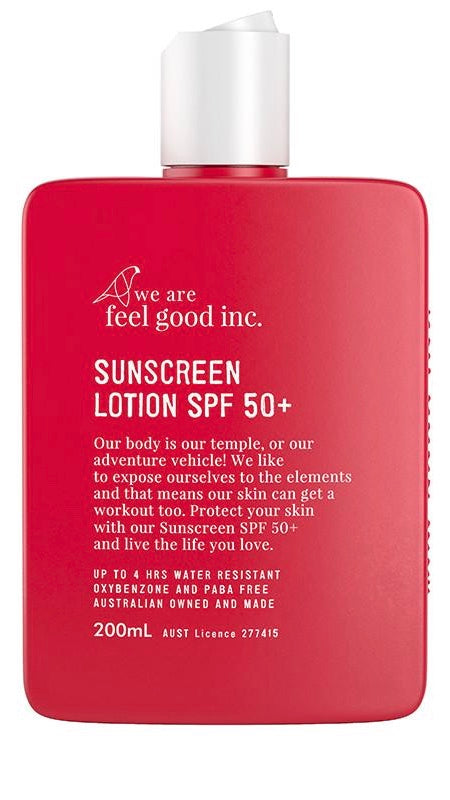 Feel Good Inc. Signature Sunscreen Lotion SPF 50+ - 200ml
