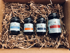 Elderberry Extracts Gift Basket: One of a kind, one of each kind