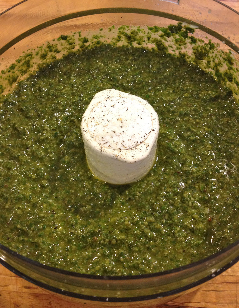 Lemon Pesto