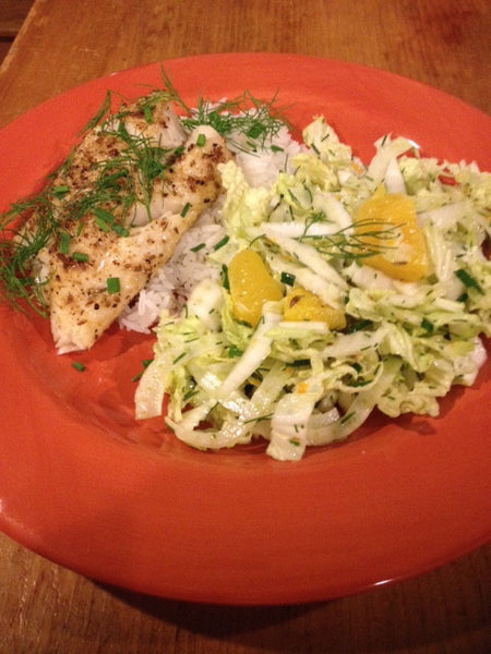 Fennel 3 Ways