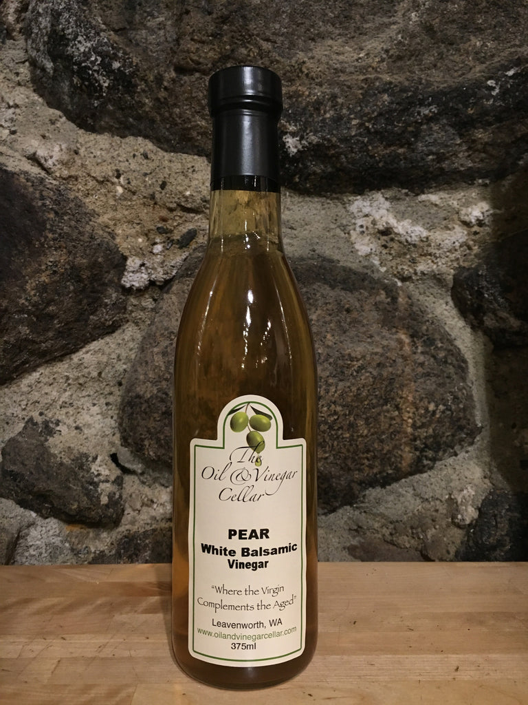 Pear White Balsamic Vinegar