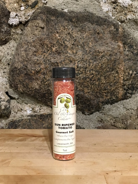Sun Ripened Tomato Gourmet Sea Salt