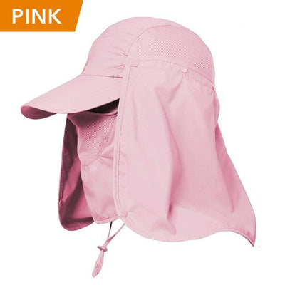 dailyrenew Pink 360° Fishing Boonie
