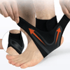 egobasic Left Ergo-Brace - Ergonomically Designed Ankle Protection