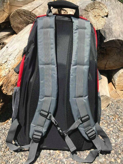 SolPak - Hikers Dream Solar Powered BackPack