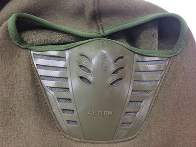 Item Hunters Army Green Motorcycle Winter Fleece