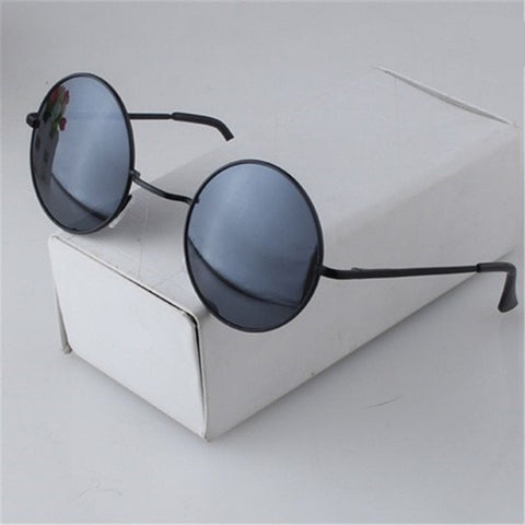 "Item Hunters glasses black ""The Traveler"" Sunglasses"