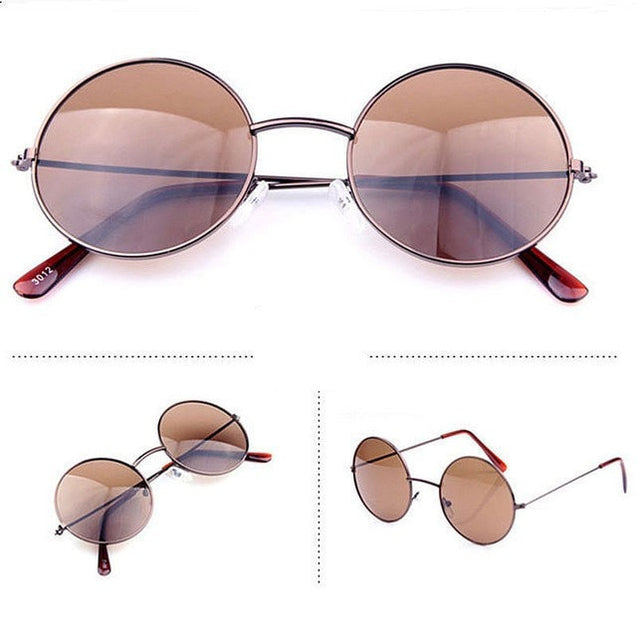 "Item Hunters glasses brown ""The Traveler"" Sunglasses"