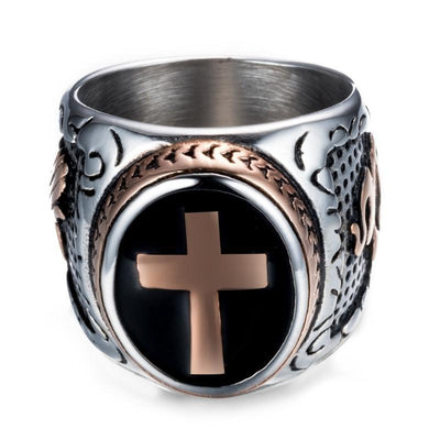Item Hunters Knight Templar Crusaders Signet Rings