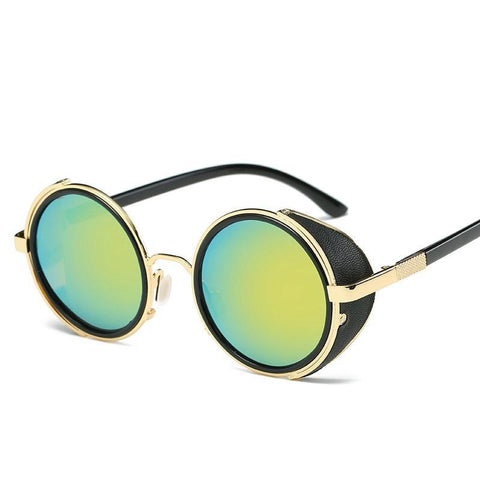 Image of Item Hunters Yellow/Green Hellsing  Alucard Sunglasses (Cosplay)