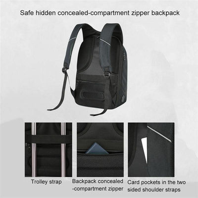 lineswish2016lineswish2016 Red Anti-Theft Backpack