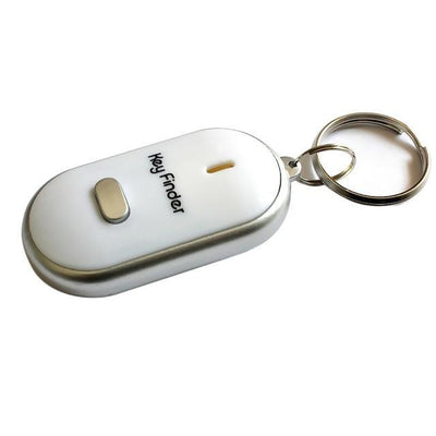 songyupeng1 White Buy 1 Get 1 FREE! Whistle Fob - Never Lose Your Keys