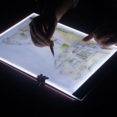 speedlife2011 No Brightness Adjustment Ultra LED Tracing Pad