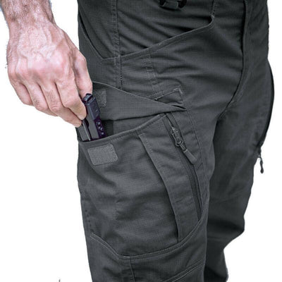 tacvasen Black / 30'' (Tag size M) Tactrousers - Tactical Pants For The Modern Warrior