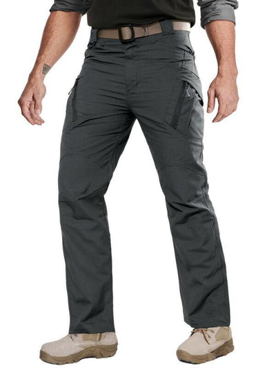 tacvasen Gray / 30'' (Tag size M) Tactrousers - Tactical Pants For The Modern Warrior
