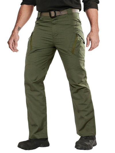 tacvasen Green / 30'' (Tag size M) Tech Tac Trousers - Tactical Pants For The Modern Warrior