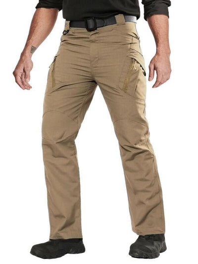 tacvasen Khaki / 30'' (Tag size M) Tech Tac Trousers - Tactical Pants For The Modern Warrior