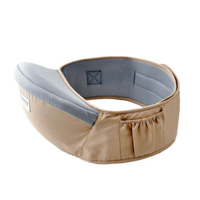 zhengqil_0 Khaki Hip-Baby Child Waist Seat