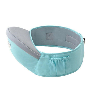 zhengqil_0 Light Blue Hip-Baby Child Waist Seat