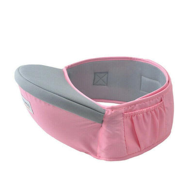 zhengqil_0 Pink Hip-Baby Child Waist Seat