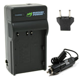 Samsung SLB-1674, SBC-L6 Charger by Wasabi Power