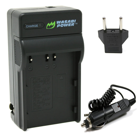Konica Minolta NP-400 Charger by Wasabi Power