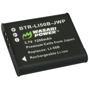 Panasonic VW-VBX090 Battery by Wasabi Power
