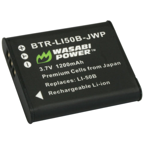 Wasabi Power Battery for Casio NP-150