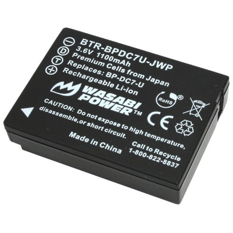 Leica BP-DC7 Battery by Wasabi Power