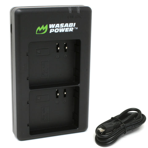 Arlo Ultra, Pro 3 (VMA5400C for VMA5400) Dual Charger by Wasabi Power