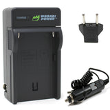 Sony NP-F330, NP-F550, NP-F750, NP-F950, NP-F960, NP-F970 (L Series) Charger by Wasabi Power