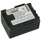 Canon BP-808, BP-809 Battery by Wasabi Power