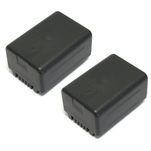 Panasonic VW-VBT190 Battery (2-Pack) by Wasabi Power