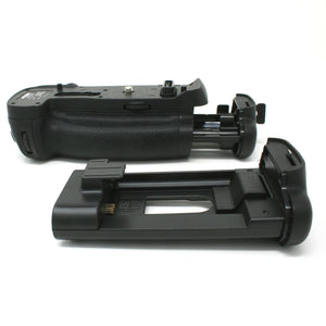 Nikon MB-D18 Battery Grip for EN-EL18 + AA-Size Battery Holder for Nikon D850 by Wasabi Power