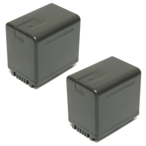 Panasonic VW-VBT380 Battery (2-Pack) by Wasabi Power