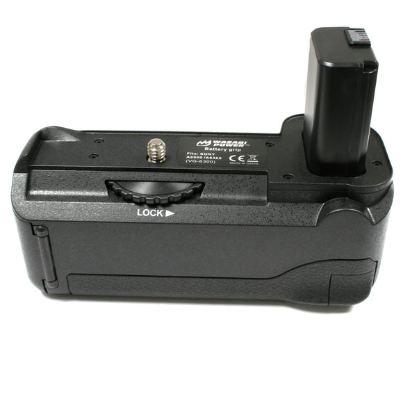 Sony VG-6300 for Sony A6300/A6000 Battery Grip by Wasabi Power