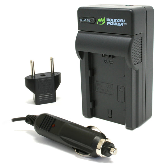 Fujifilm NP-W235 Battery Charger by Wasabi Power