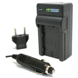 Wasabi Power Battery Charger for Fujifilm NP-W235