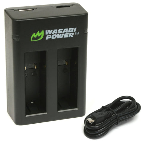 GoPro Fusion and GoPro ASBBA-001 Dual Charger by Wasabi Power