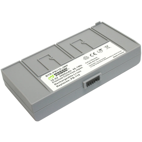 HiTi PB-110 Battery by Wasabi Power