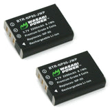 Fujifilm NP-95 Battery (2-Pack) by Wasabi Power